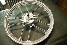 """Piaggio Ciao 50 original Vorderrad Felge 17"""" x 1,2  Ruota Anteriore Front Wheel"""