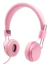 Kids Headphones in Pink For Use W/ Vtech DigiGo Pink / Pink Kids Phone
