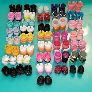 Lol Dolls Accessories Bundle 38 Mix Pairs Of Boots & Shoes
