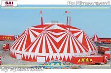 Coffret Chapiteau Du Cirque AMAR SAI 8500 - Echelle 1/87
