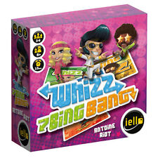 Whizz Bing Bang Mini Party Card Game Games Iello Games IEL 51071 Micro Family