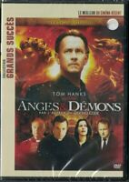 DVD ☆ ANGES & DEMONS ☆ TOM HANKS ☆ VERSION LONGUE ☆ NEUF