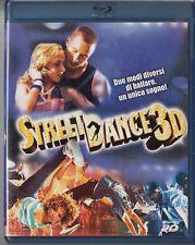 STREET DANCE 3D (2010) BLU-RAY - EX NOLEGGIO