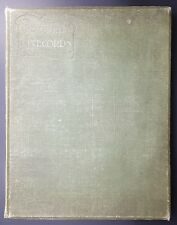 Edwardian Photograph Album, Cloth Bound, Photos Inc Sopwith At Gorleston, 1912