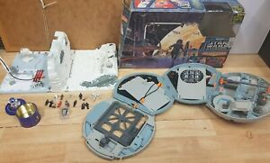 Star Wars Micro Machines Ice Planet Hoth Death Star Action Fleet & characters