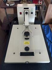 Stahls Hotronix Heat Press 16x20 Original Press A Print 2007 Model
