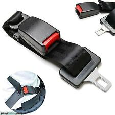 25~65 CM EXTENDER BUCKLE ADJUSTABLE CAR AUTO SAFETY SEAT BELT SEATBELT EXTENSION