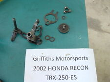 02 01 99 03 98 HONDA RECON 250 TRX250 ES GEAR SHIFT RATCHET PAWL SPRING SHAFT