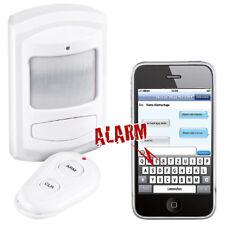 X4-Life Bewegungsmelder-Alarm 3-in-1 Security Alarm Bewegungslicht Nachtlicht