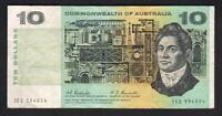 Australia R-302. (1967) 10 Dollars - Coombs/Randall..  gVF- Crisp
