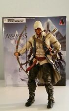 Square Enix Play Arts Kai Connor Kenway Assassin's Creed Action Figure 10""