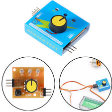 Multi Servo Tester 3CH ECS Consistency Speed Controler CCPM Meter Power Channels