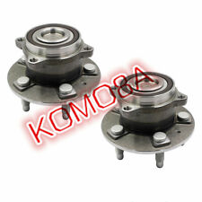 2 PCS Front Non-Driven Wheel Hub Bearing Assembly Part For 2012-2016 Tesla S 2WD