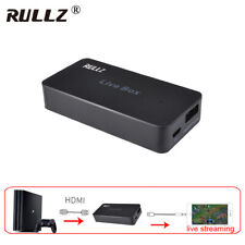 HD Video Capture Card HDMI Recording Streaming for IPhone Android Phone Live Box