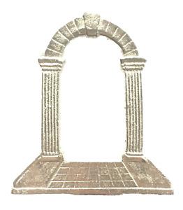 Royal Arch Emblem Orange Lodge Order Nickel Plated for Collarette Sash