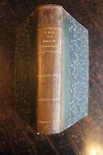 ROUX FERNAND Dr.: TRAITE MALADIES DES PAYS CHAUDS, MALADIES INFECTIEUSES, 1886