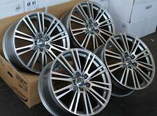 WH18 8,0 x 18 5 X 112 ET 45 Alufelgen Daytona Grau Poliert Audi A3 A4 A6 Q2