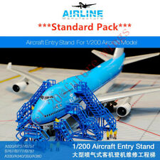 Airline Manufacture GSE: 1/200 Aircraft Entry Stand-----Standard Pack (6Pcs)