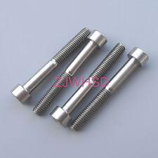 4pcs M5 x 40 mm Titanium Ti Screw Bolt Allen Hex Socket Cap Head Aerospace Grade