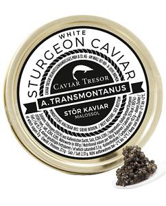 250g.ital. Imperial v. weißem Stör Kaviar,Caviar,frisch - 895,60€/kg