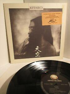 Tenku - KITARO - Geffen Vinyl LP1986, vg+/nm