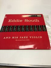 Eddie South And His Jazz Violin EP