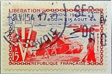 Timbre France 1954 YT n° 983