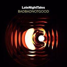 BadBadNotGood - Late Night Tales: Badbadnotgood (mixed) [New CD] Digital Downloa