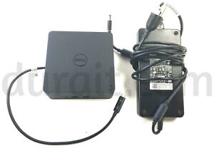 Low Cost Genuine DELL TB16 THUNDERBOLT DOCKING Station with PA-9E 240w Adapters