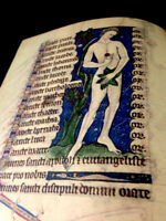 Book Of Hours, 1289 England