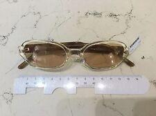 Oliver Peoples modèle Dame BCR 49,5-18 lunettes de soleil neuf acétate vintage