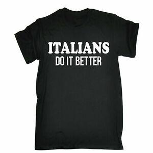 Italians Do It Better 80s Retro Gift Canotta