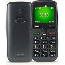 New Doro 5030 Unlocked Sim Free SOS Assistance Torch Big Button Mobile Phone UK
