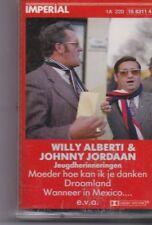 Willy Alberti&Johnny Jordaan-Jeugdherrinneringen Music Cassette