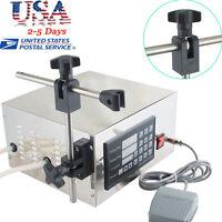 Auto Digital Liquid Filling Filler Machine 5~3500ml Quantitative Numerical LT130