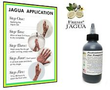 Fresh Jagua® Tattoo Gel 4oz *TOP GRADE PROFESSIONAL DARK STAIN GEL.MADE IN USA