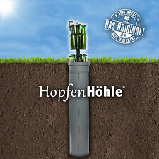 HopfenHöhle - Das Original: Outdoor Erdloch Bierkühler - Made in Germany!