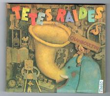 TÊTES RAIDES - CHAMBOULTOU - CD 13 TITRES - 1998 - TRÈS BON ÉTAT