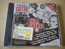 CD Total guitar v. 40rock metal Metallica Portishead Kula Shaker Bush Prodigy