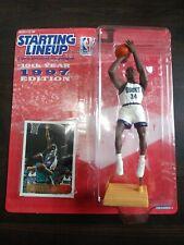 Starting Lineup SLU Ray Allen Milwaukee Bucks 1997 Topps Rookie Card RARE 🔥