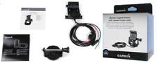 Garmin Montana 600 610 650 680 GPS Swivel Mount w/Power Cable & Screen Protector
