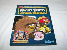 Angry Birds Star Wars Super Interactive Annual: 2014 by Pedigree Books Ltd...
