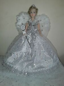 Christmas angel Hand dressed