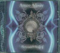 Azure Agony - Beyond Belief Cd Sigillato