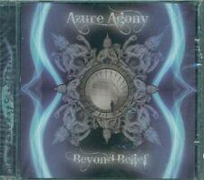 Azure Agony - Beyond Belief Cd Sigillato @Con 5,5 Eu spediamo senza limiti!@