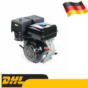 15 PS 4-Takt Gasmotor OHV Einzylinder Zwangsluftkühlmotor 3600 U / min