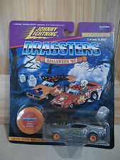 Johnny Lightning Dragsters Halloween 1997 Bone Shaker 1 of 15,000