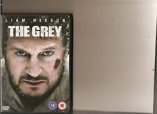 THE GREY DVD LIAM NEESON