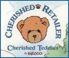 Cherished Teddies Rubi - Angel Bell Dated 2011 H/O 4023735 Mint In Box