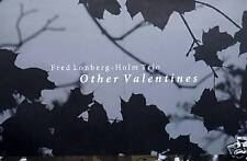 FRED LONBERG-HOLM TRIO POSTER, OTHER VALENTINES (F4)